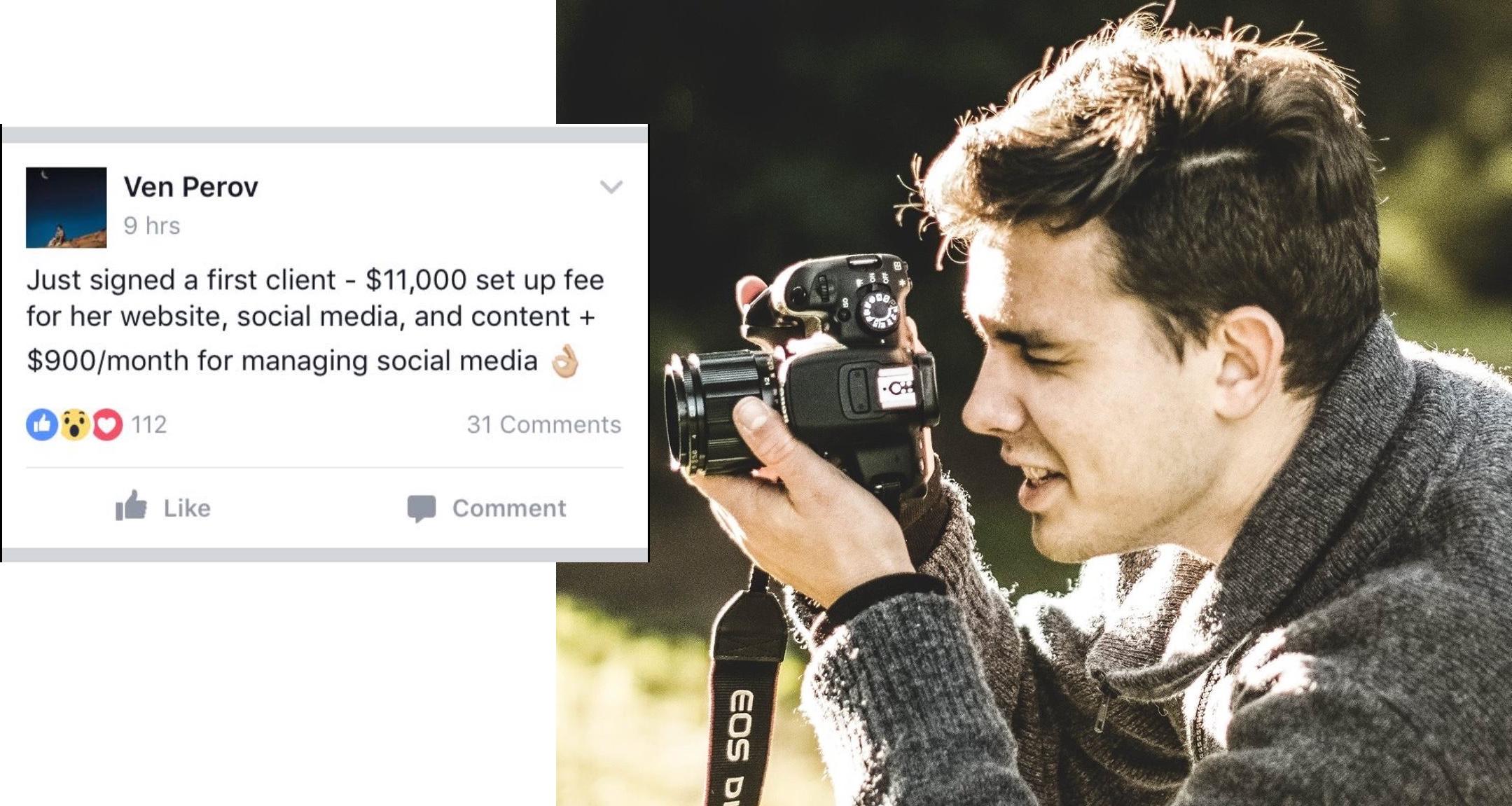 Tai Lopez Social Media Marketing Agency - Free Training